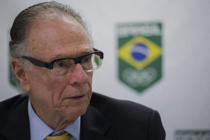Brazil's former Olympic chief charged in 2016 Games bribes investigation