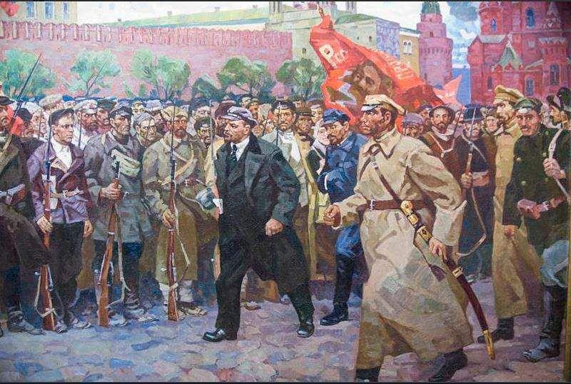Control In The Russian Revolution 13