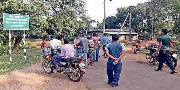 Border dispute: Bengal sign board comes up in Odisha village