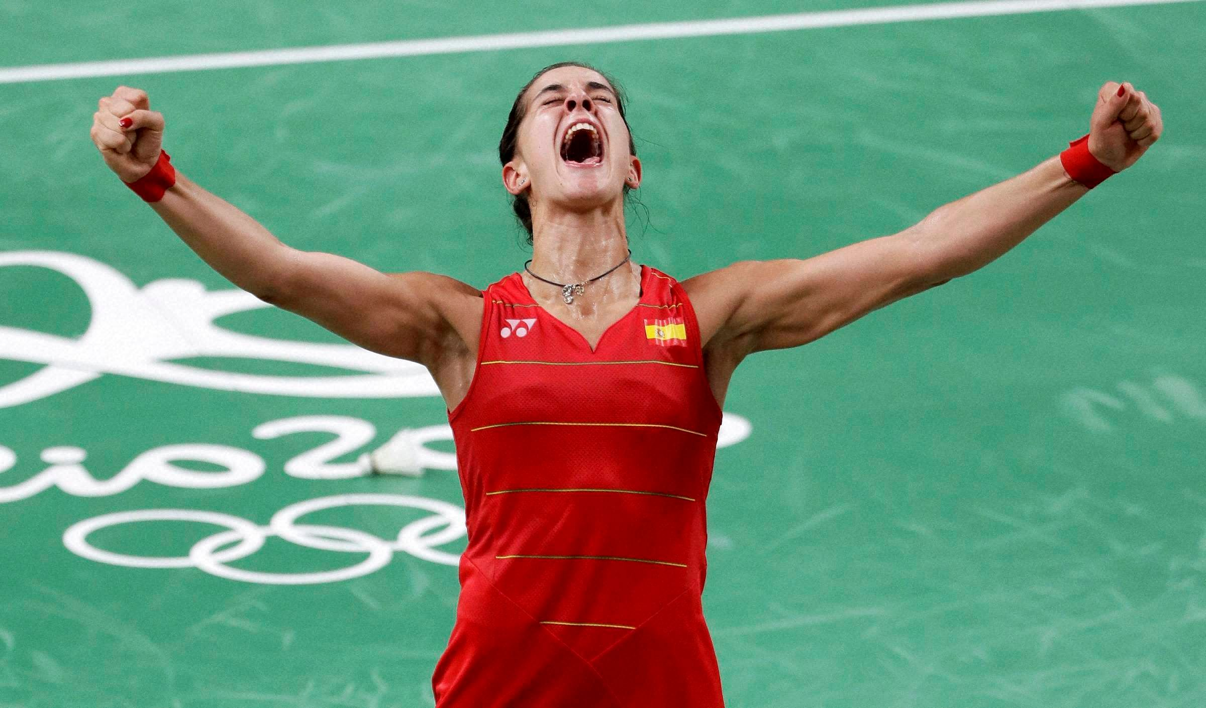 Carolina Marin wins first match at French Open The New Indian Express