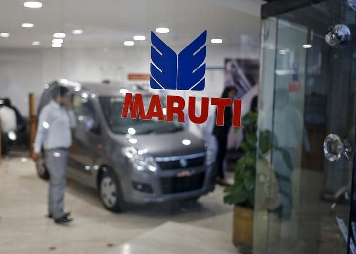 Maruti Suzuki shares rise almost  2% as Q2 results beat market expectations