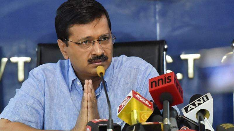 Delhi LG writes to Kejriwal over regularization of teachers' service bill