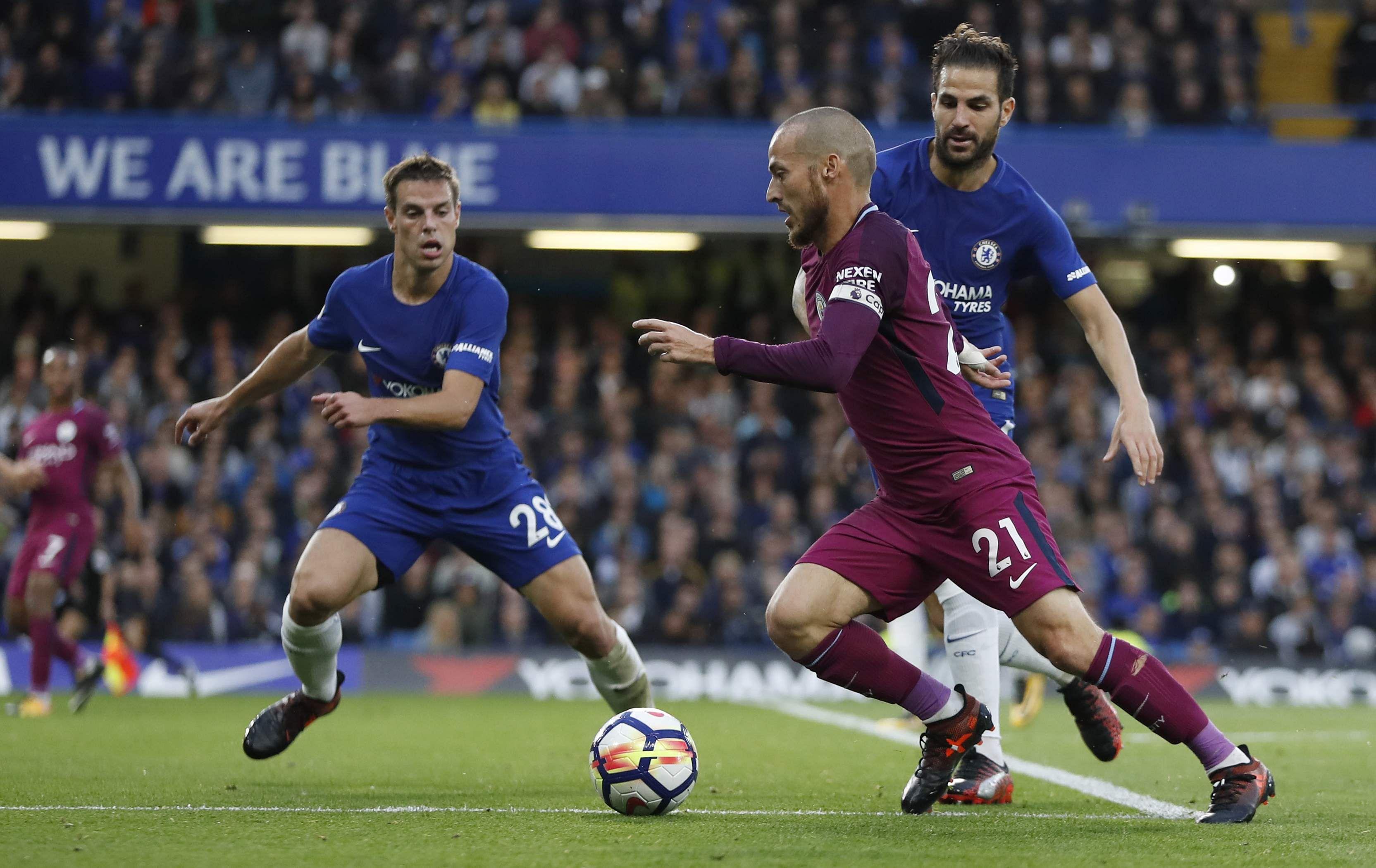 Chelsea s Cesc Fabregas blames fatigue for Manchester City loss in