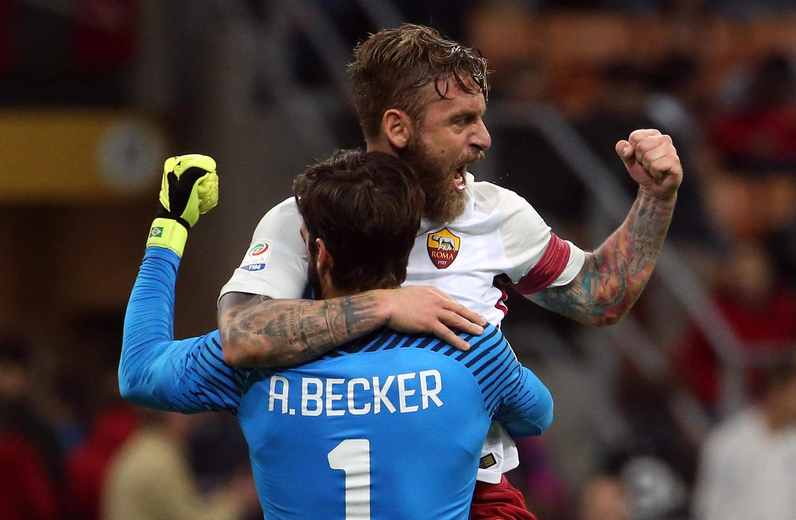 Injured Daniele De Rossi and Lorenzo Pellegrini replaced in Italy squad
