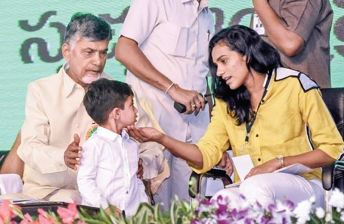 On Mahatma Gandhi's birth anniversary, Vice President Naidu bats for Ram Rajya