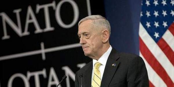 Jim Mattis, US Secretary of Defence, Pentagon