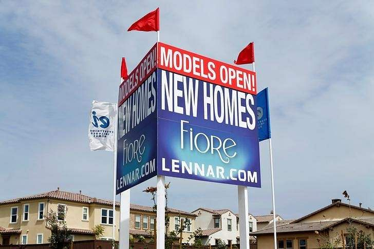 Lennar to buy CalAtlantic for $5.7B with housing sales red hot