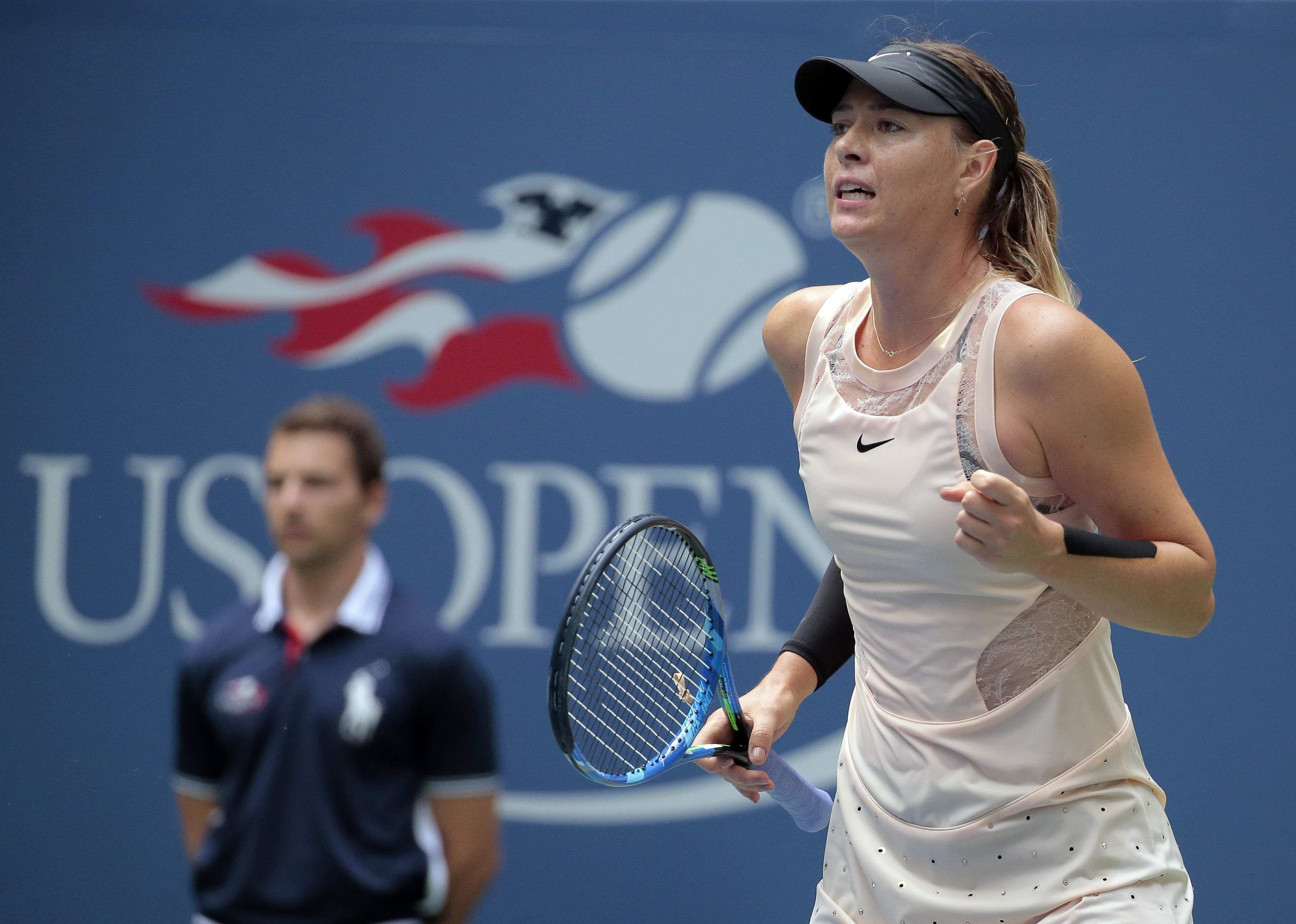 China Open: Maria Sharapova advances to third round