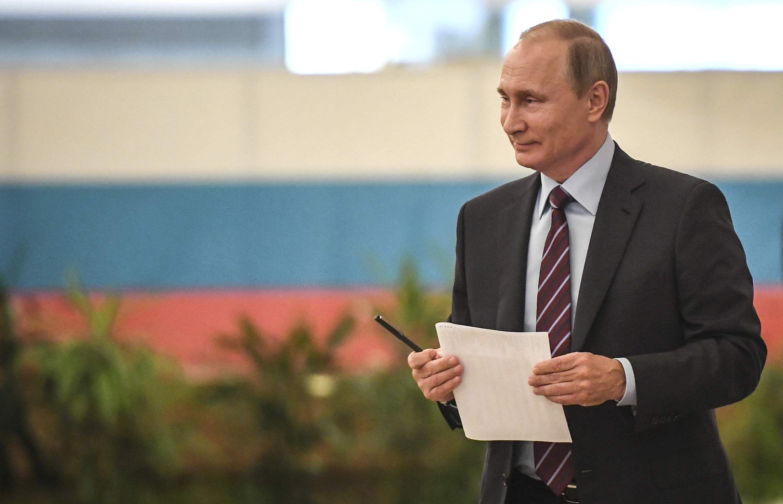 Putin says extending OPEC deal 'possible'