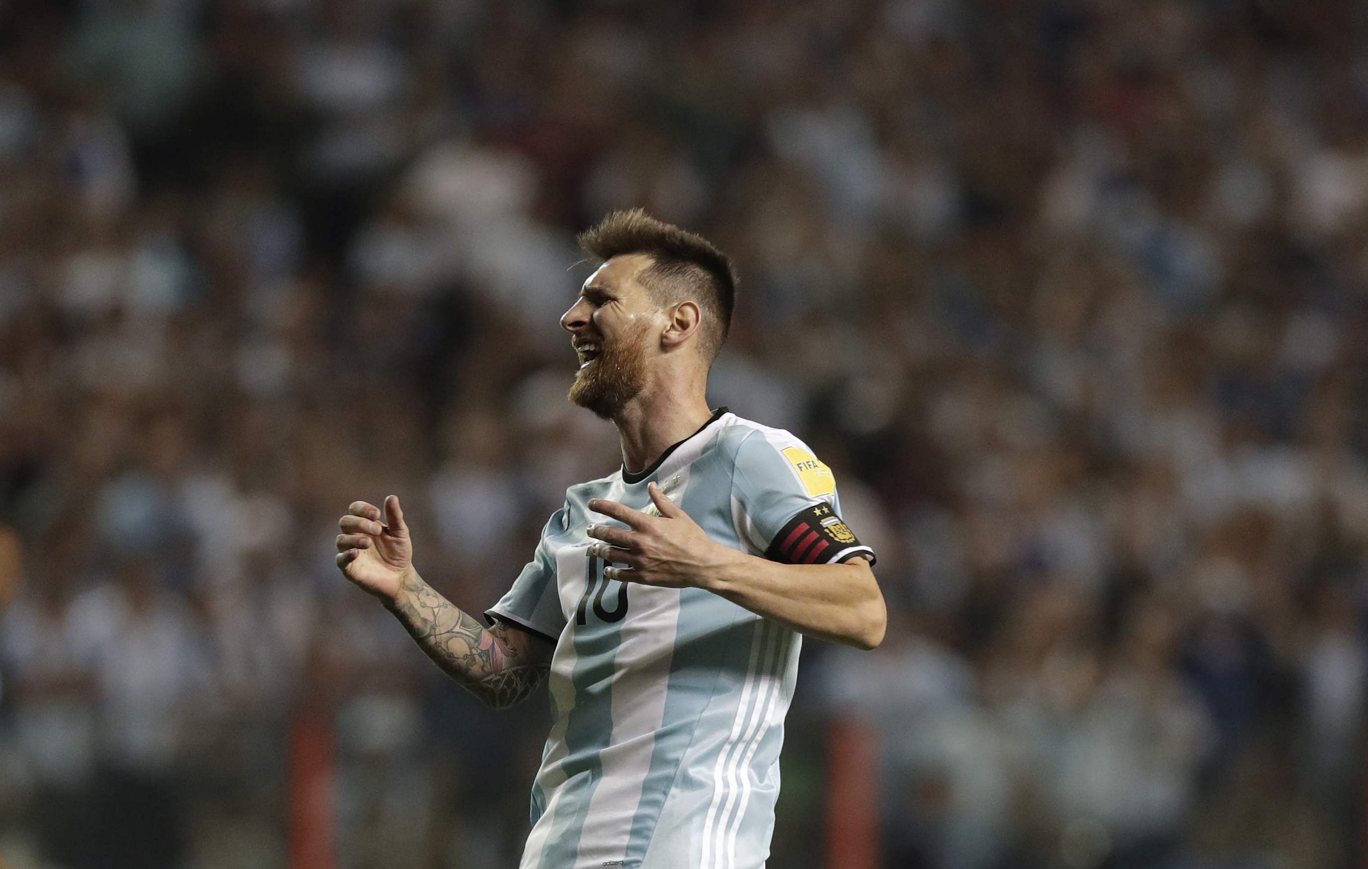 Argentina World Cup hopes in balance after Peru draw