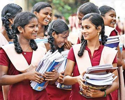 Image result for Tamilnadu school girls