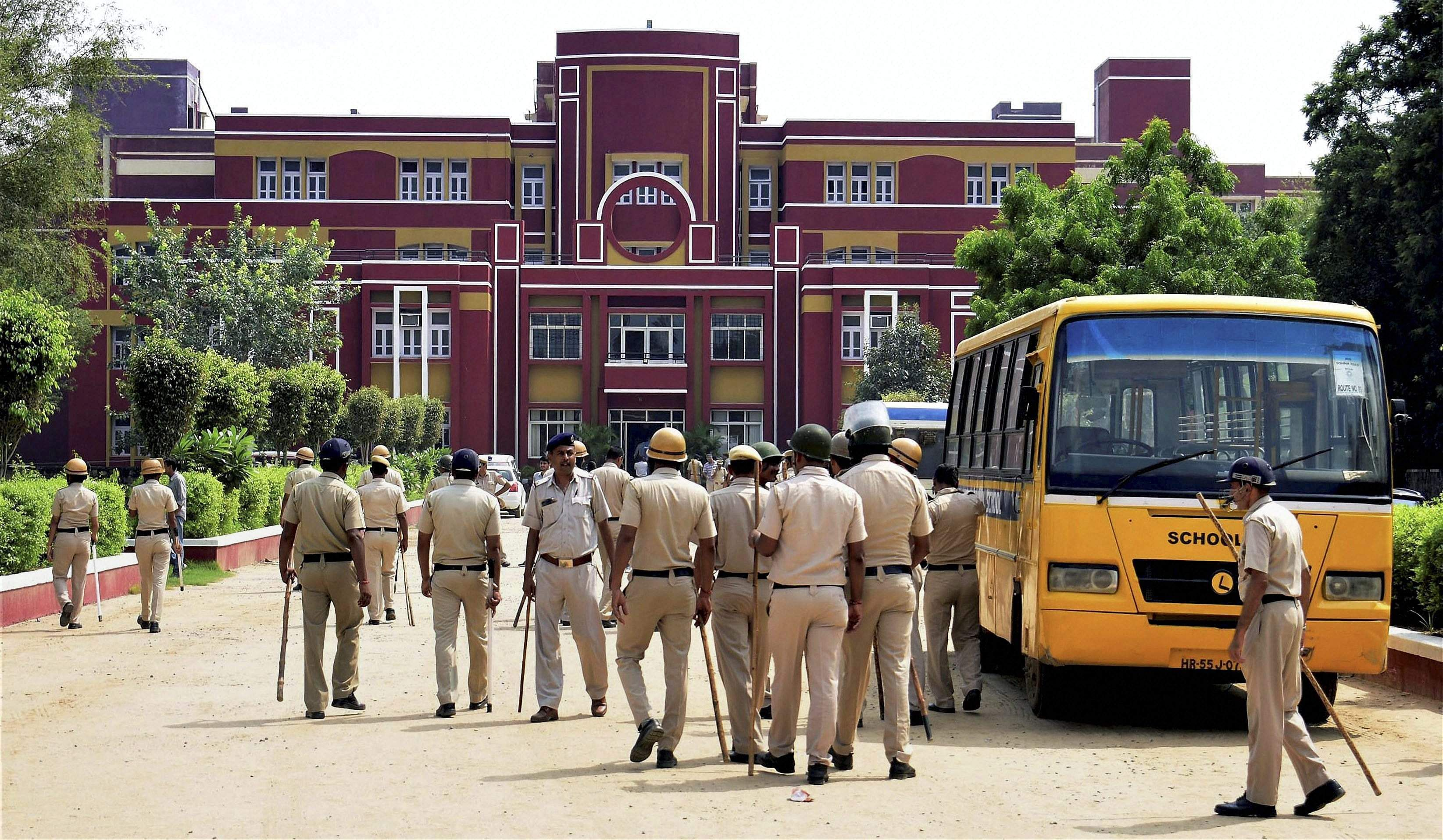 Ryan student murder case: Pintos get anticipatory bail till Dec 5
