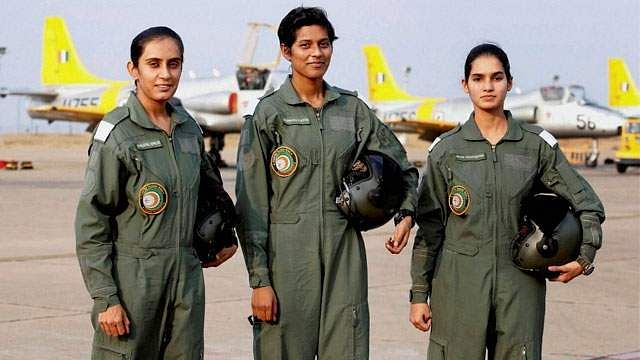 Image result for First women fighter pilots likely to start with Mig 21 Bisons: IAF chief