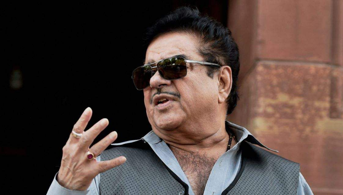 Shatrughan Sinha fires GST, Demonetisation salvo at party brass