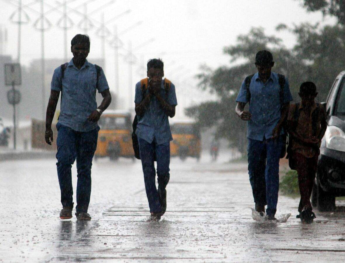 Tamil Nadu: Life disrupted as rain persists, forecast indicates more owes