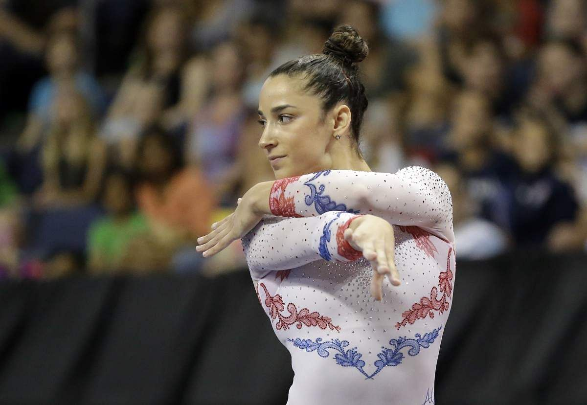 Olympian Jordyn Wieber testifies: 'I am a victim of Larry Nassar'