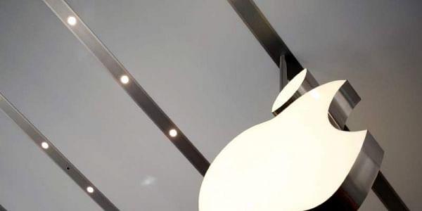 Apple logo. Reuters