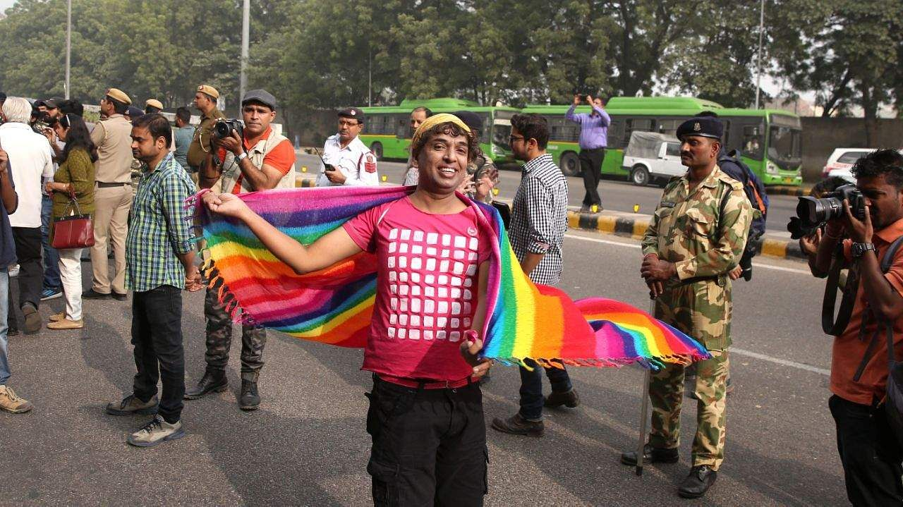 Delhi gay pride parade: Eights pictures to show the beauty