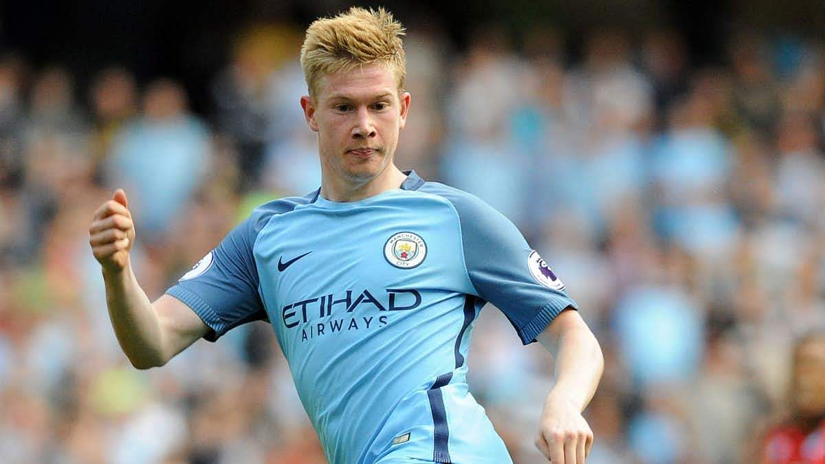 Kevin de Bruyne: Manchester City to confirm new deal for Belgian