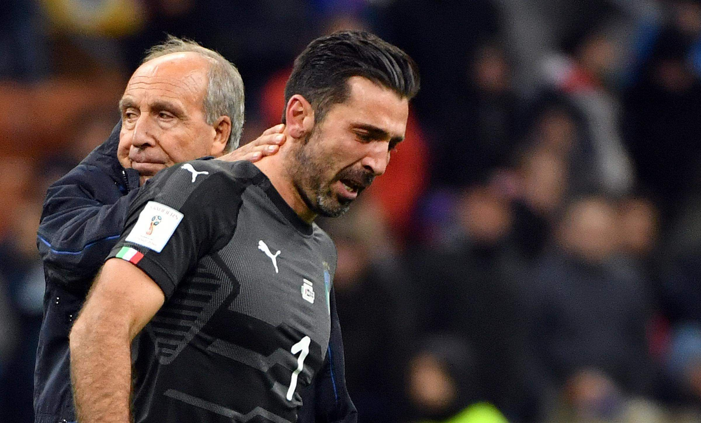 Sad farewell for Italy legend Gianluigi Buffon The New Indian Express
