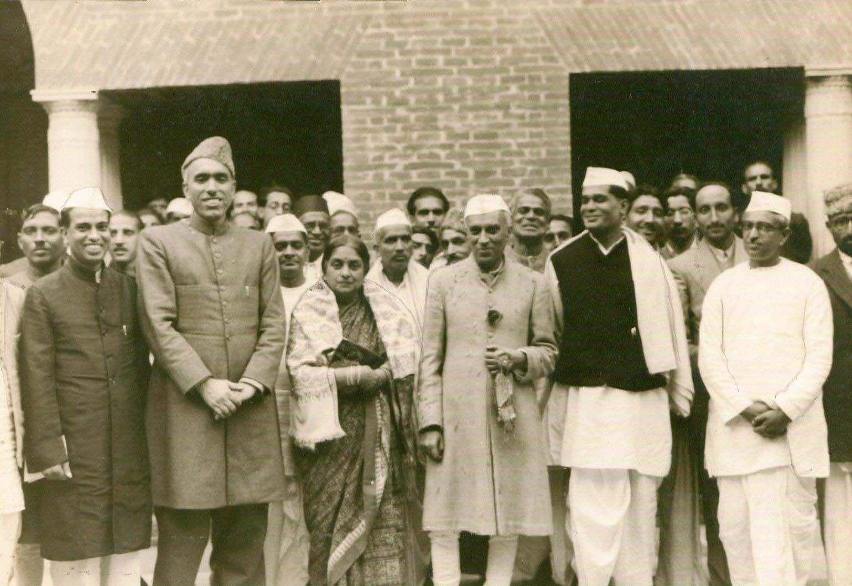 Image result for shaikh abdullah on pandit nehru
