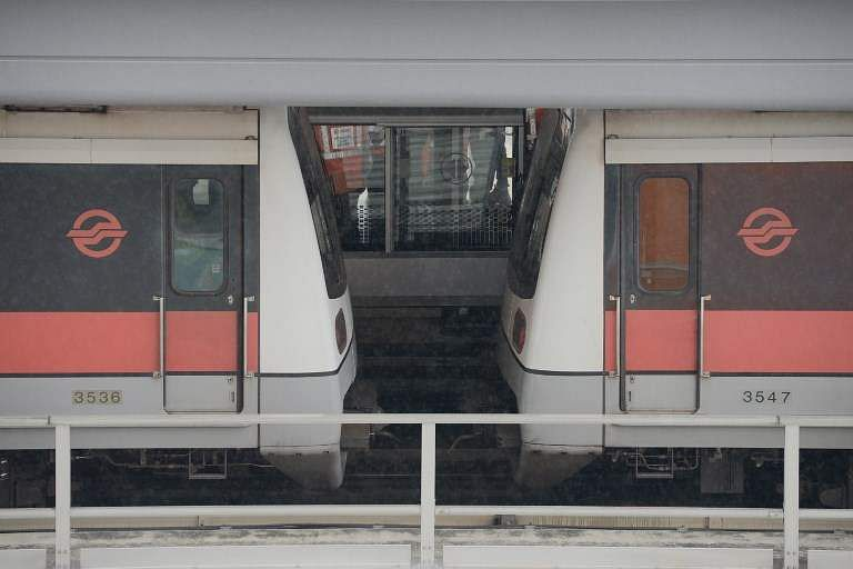 SMRT commuters recall chaos and confusion in trains collision