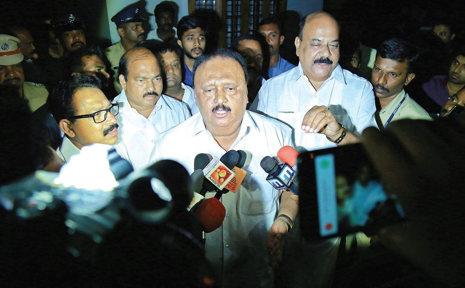 Resignation of Chandy likely to increase difference between LDF & CPI