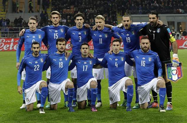 Italy reacts to World Cup failure