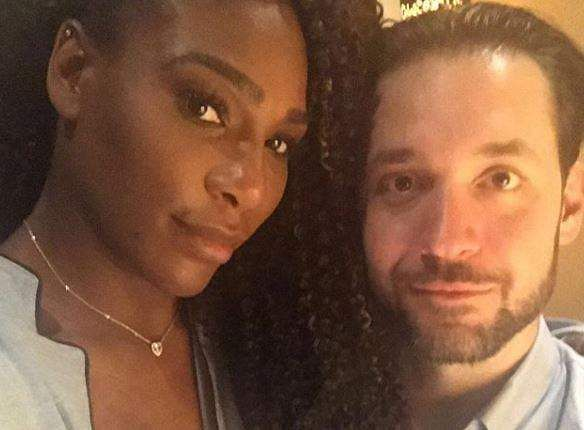 Serena Williams to Wednesday fiance Alexis Ohanian in New Orleans ceremony