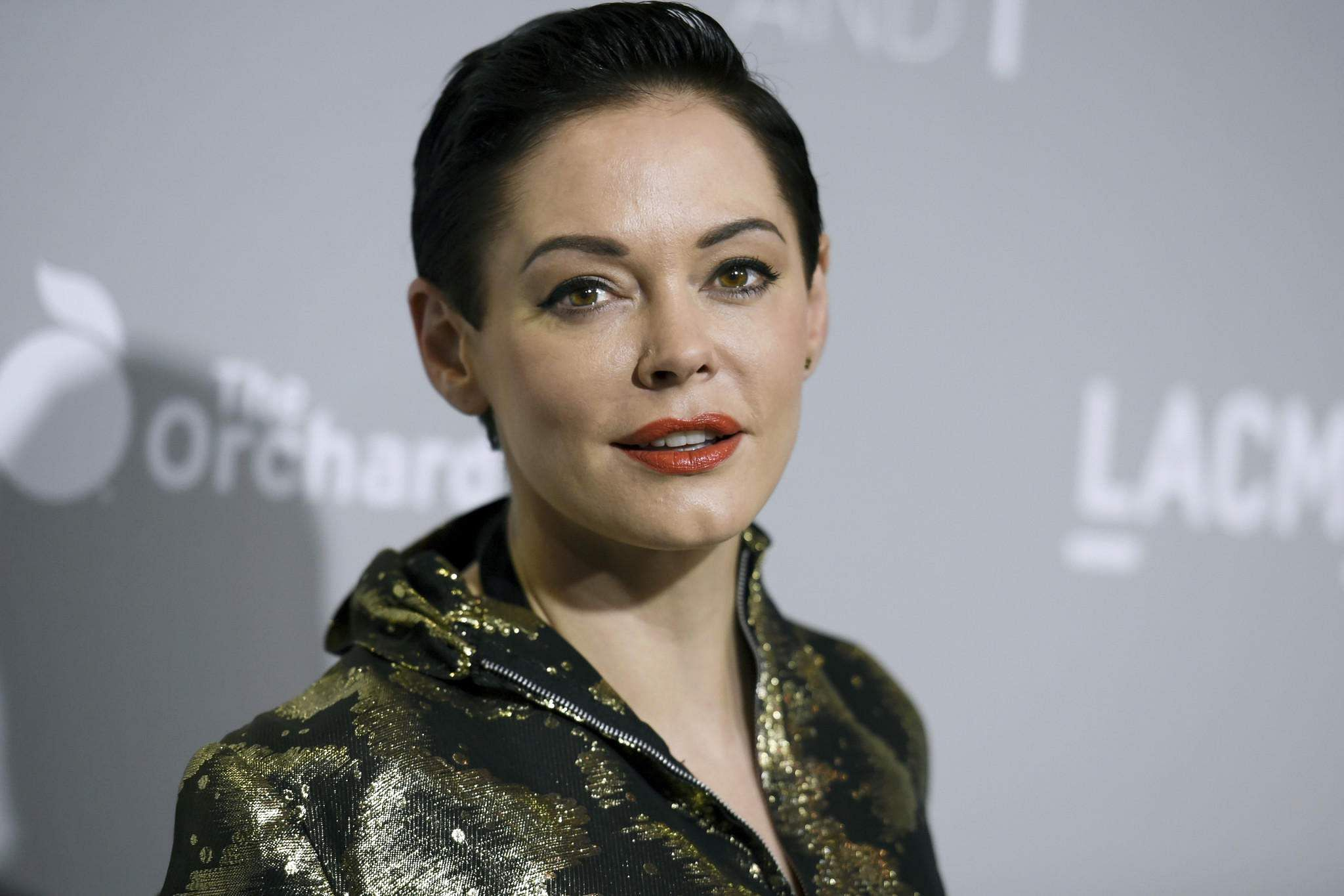 Rose McGowan says she will plead not guilty to drug possession