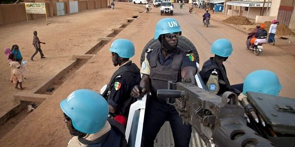 peacekeeping mission, UN, United Nations