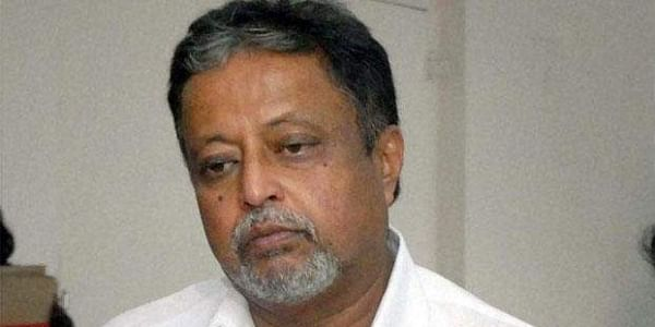 TMC files complaint against Mukul for violating poll code