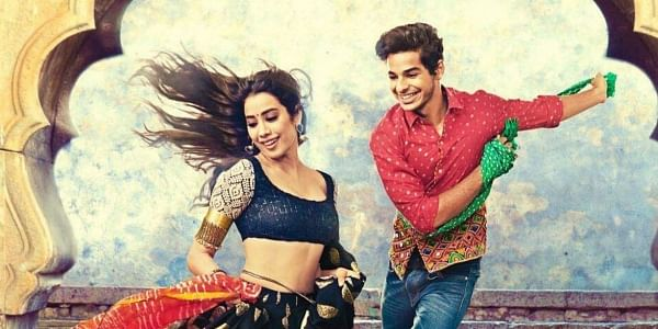'Dhadak' marks the Bollywood acting debut of Sridevi's daughter Jhanvi Kapoor as well as Shahid Kapoor's half-brother Ishaan Khattar.