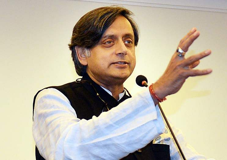Image result for Will elect Congress chief through free elections: Tharoor