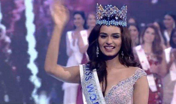After 17 years, India's Manushi Chhillar wins Miss World 2017 title