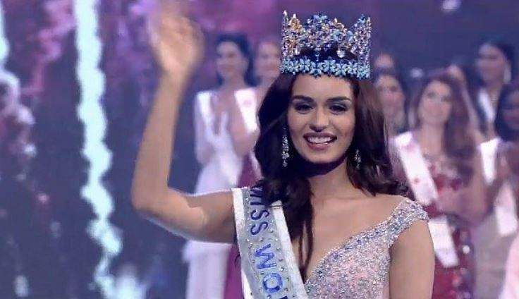 Manushi Chillar of India clinches Miss World 2017 title