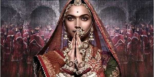 'Padmavati' has been the center of controversies. The film which has Deepika Padukone, Ranveer Singh and Shahid Kapoor in the lead role will hit the theatres on December 1.The movie has been in trouble ever since it was announced.  (Image courtesy Facebook @DeepikaPadukone)