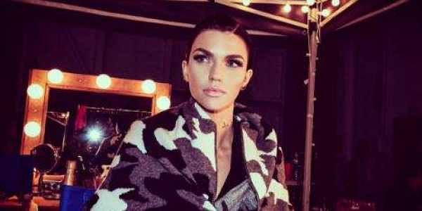Australian actress Ruby Rose (Photo | Twitter)