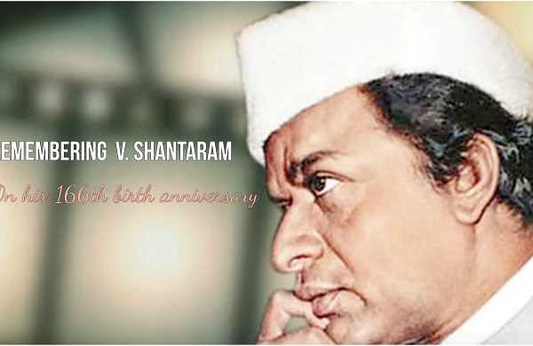 Widely hailed as one of the pioneers of Indian cinema, V. Shantaram was a successful director, actor and producer who played a vital role in introducing sound and colour to Indian cinema. (Youtube Grab)