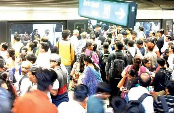 Metro stations and coaches are flooded with commuters every day during peak hours, which some miscreants take advantage of | Express