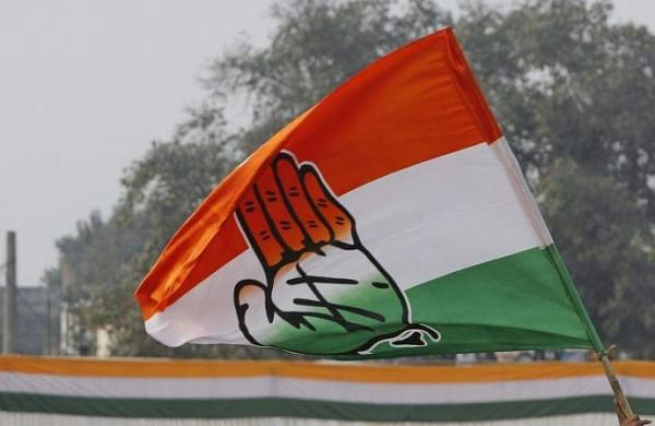 Congress flag. (File photo)