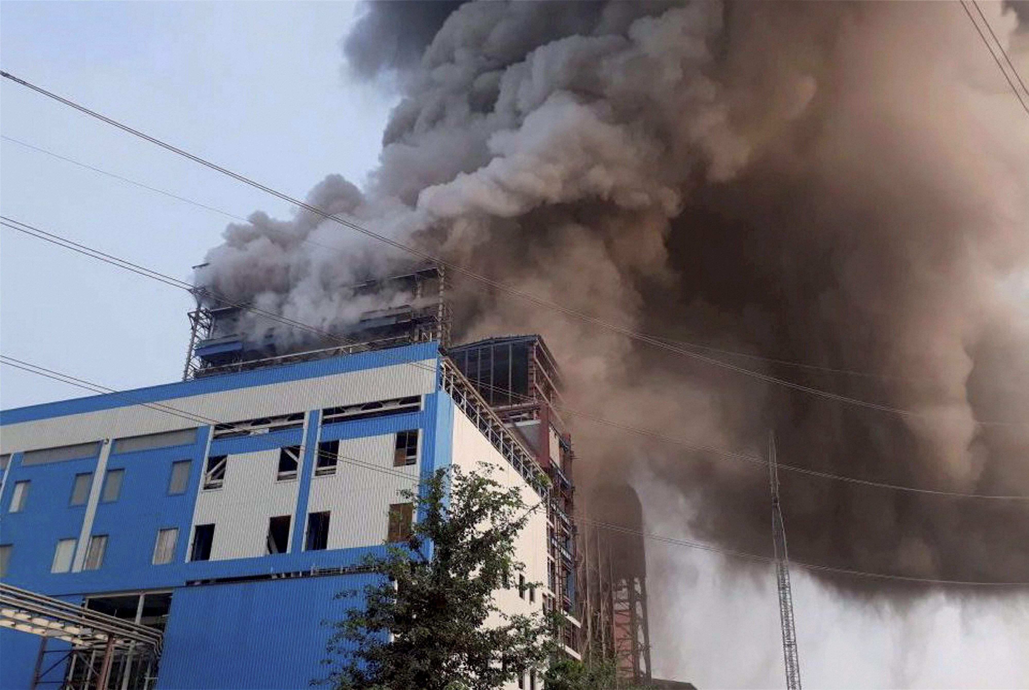 NTPC shuts Unchahar thermal power plant unit in Uttar Pradesh