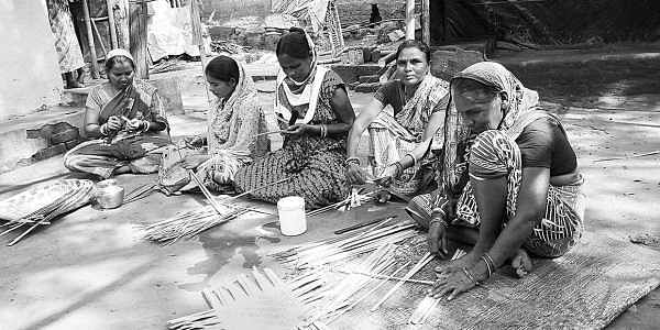 Artisans struggling to keep bamboo craft alive- The New Indian Express