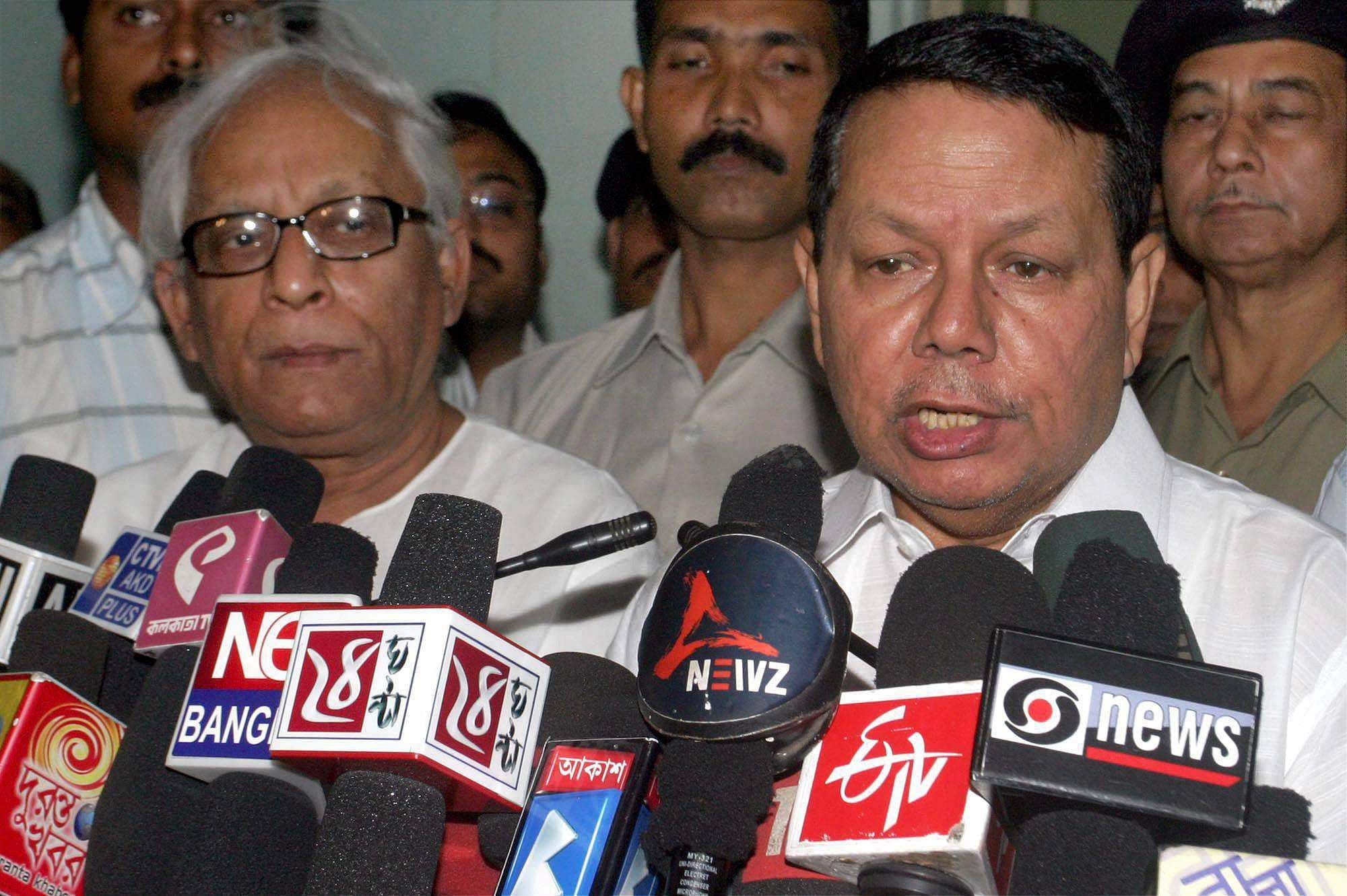 Priya Ranjan Dasmunsi, former Congress leader dies at 72