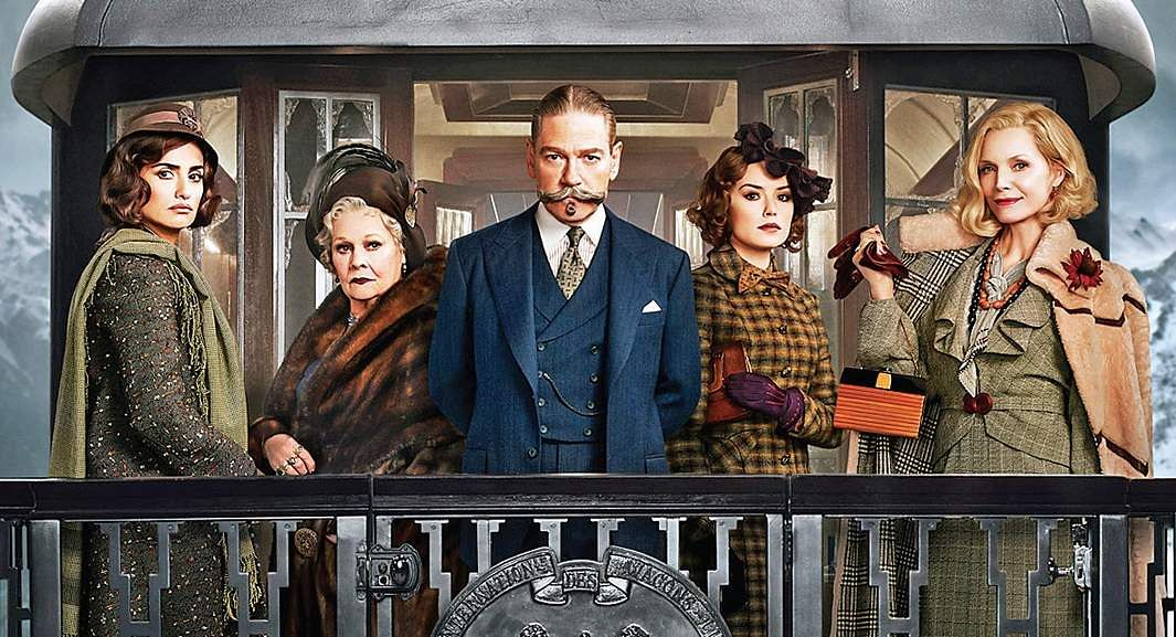 Murder on the Orient Express sequel announced