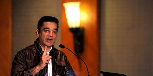 Actor-filmmaker Kamal Haasan (File|AFP)
