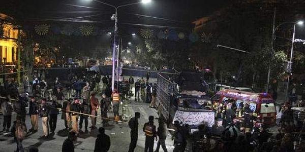 Pakistan blast. (File photo| AP)