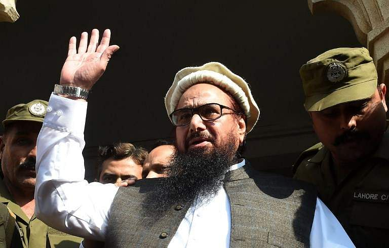 Pakistan's judicial body orders release of Hafiz Saeed