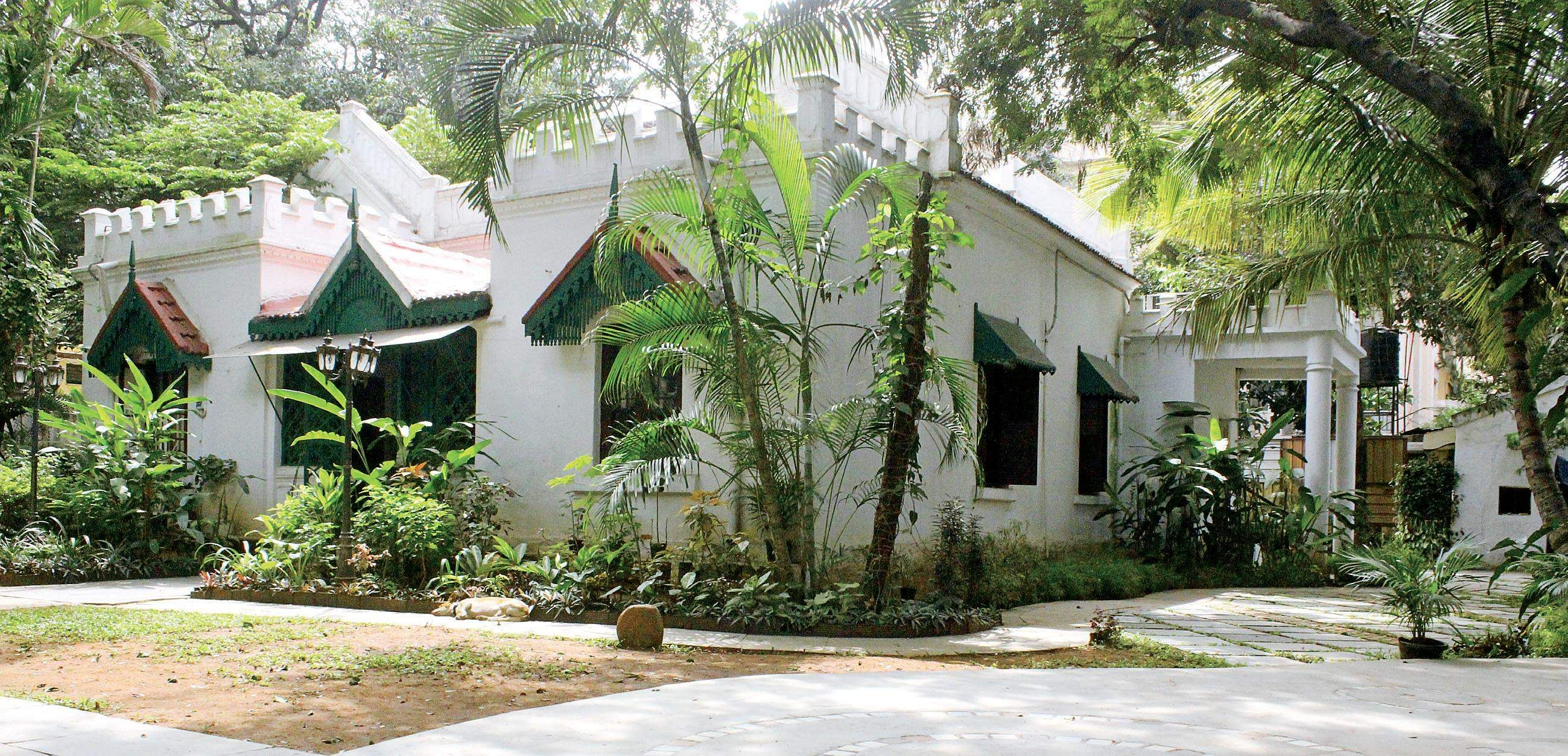 BENGALURU On Hall Road Near Richards Park Stands A Nearly 100 Year Old Bungalow That Has Been With Veena Mohans Family For Generations