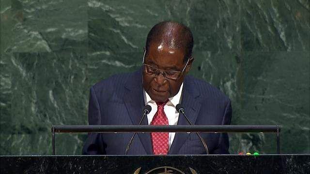 Amid Political Tumult, Zimbabwe's Longtime President Robert Mugabe Resigns